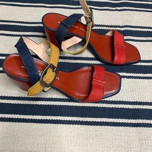 Marc By Marc Jacobs Sandals Size 38.5